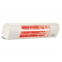 Goldsun Aqua 1500W Su Korumalı Dış Mekan Elektrikli Infrared Isıtıcı