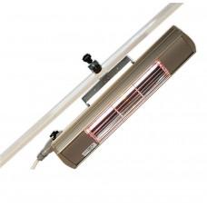 Goldsun Aqua 2000W Su Korumalı Şemsiye Altı Açık Alan Elektrikli Infrared Isıtıcı