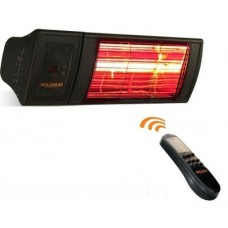 Goldsun Supra Plus 2000W Uzaktan Kumandalı Su Korumalı Açık Alan Elektrikli Infrared Isıtıcı